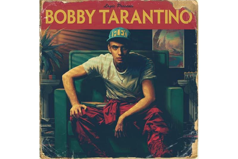 Logic Drops Surprise Mixtape, 'Bobby Tarantino' | HYPEBEAST