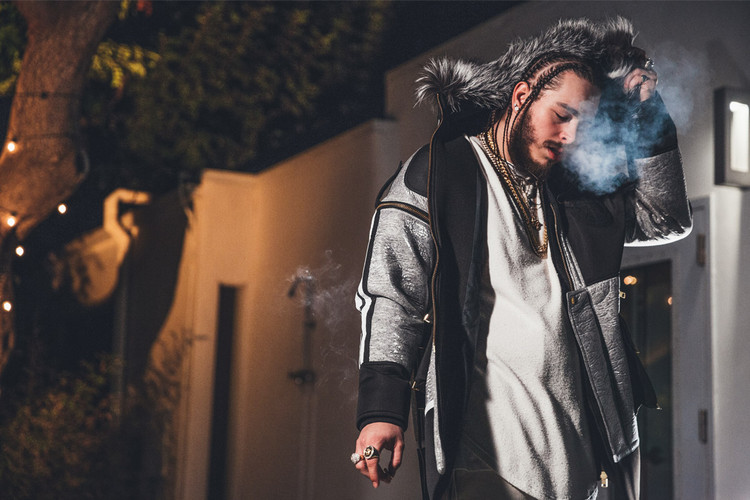 9184837b330c Post Malone Reveals Debut Album's Title, Release Month & Collaborators