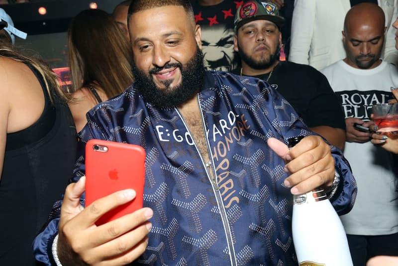 "b18d79268c9 DJ Khaled Responds to Goyard After They Called His Goyard Jacket a ""Total  Fake"""