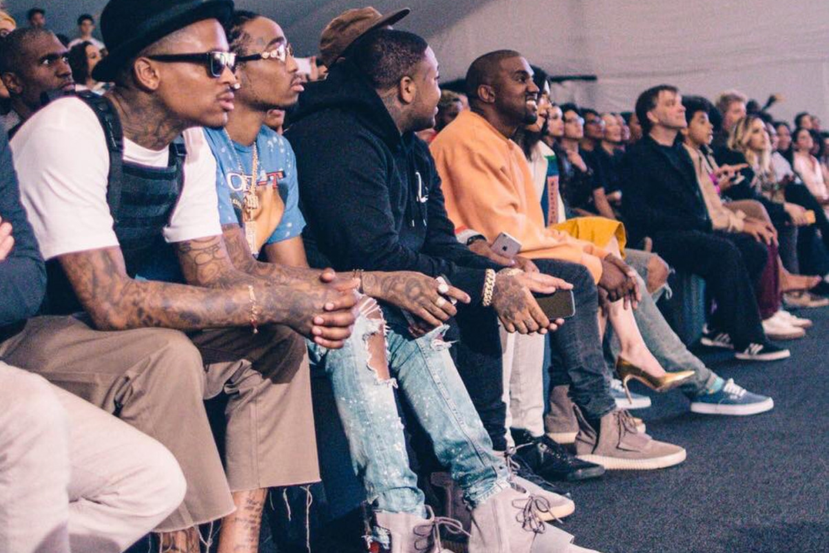 YG Reveals Why He Wore Toms to Tyler