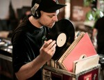 Clams Casino, Hudson Mohawke & More Enlisted for DJ Shadow's 'Endtroducing...' Remix Album