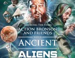 Earl Sweatshirt, Eric Andre, Action Bronson & More Discover the Truth About USA's 'Ancient Aliens' Origins