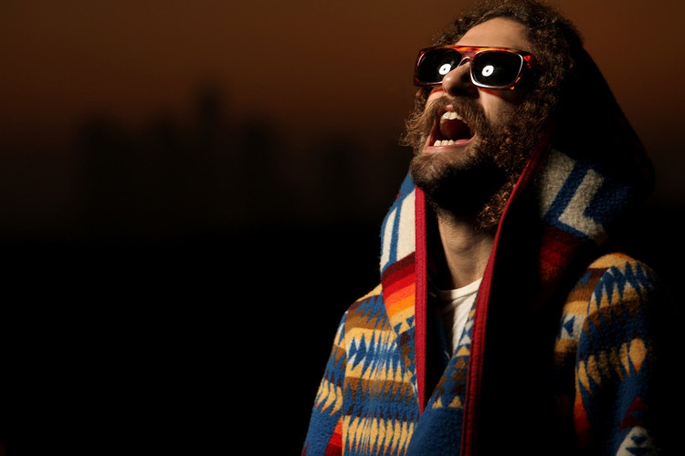 the latest f0e8f eafeb Gaslamp Killer Honors Great Grandmother on