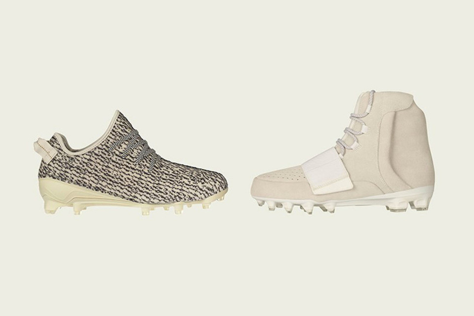 """09045aa7c Kanye West Announces the adidas YEEZY Cleat. """""""