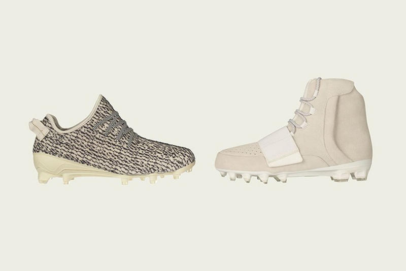 00eff755ba5f3 The NFL Just Banned Kanye West s adidas Yeezy Cleat. They don t want us to have  Yeezy cleats.