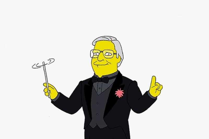 Alf Clausen Les Simpsons Composition