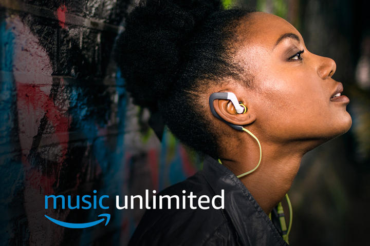 Amazon Music Unlimited France