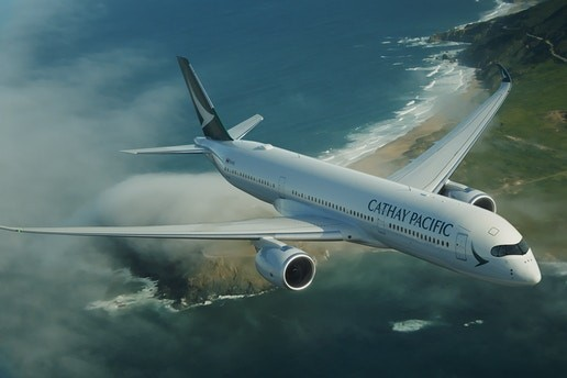 Cathay Pacific Offre Deux Billets Pour Hong Kong
