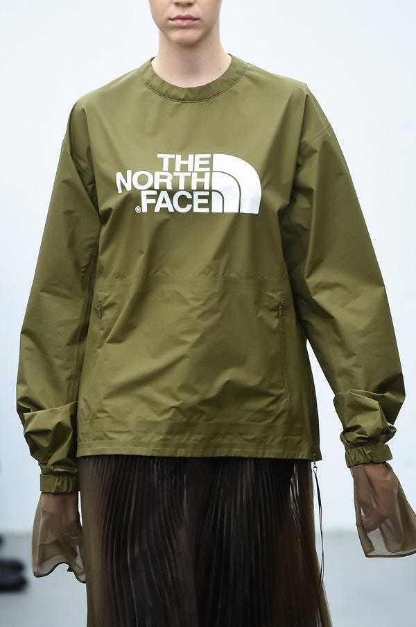 The North Face Collaboration HYKE Défilé