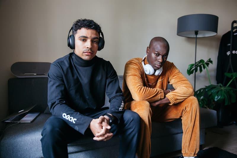 applecore Moriba-Maurice Koné Steven Alexis Beats by Dre Above The Noise Fanny Dussol