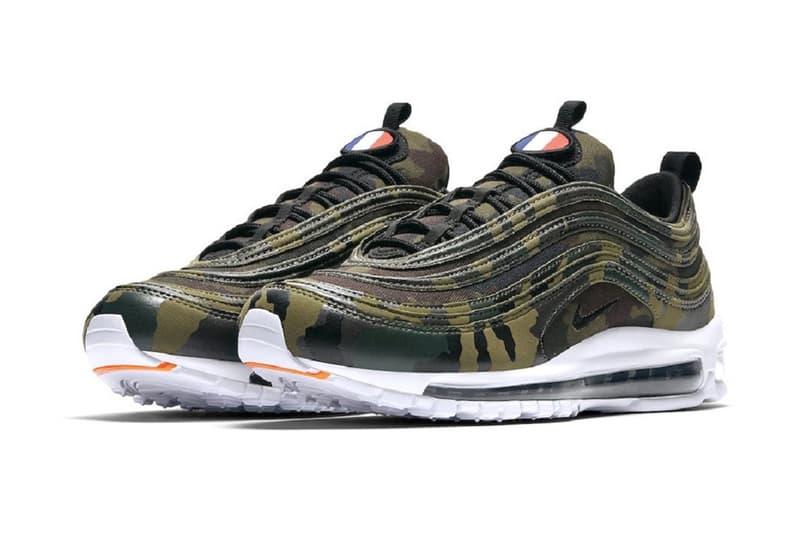 chaussures de séparation 51fe1 7c961 Plan De Sortie De La Nike Air Max 97