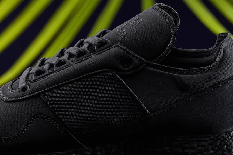 """Daniel Arsham """"Présent"""" adidas Originals"""