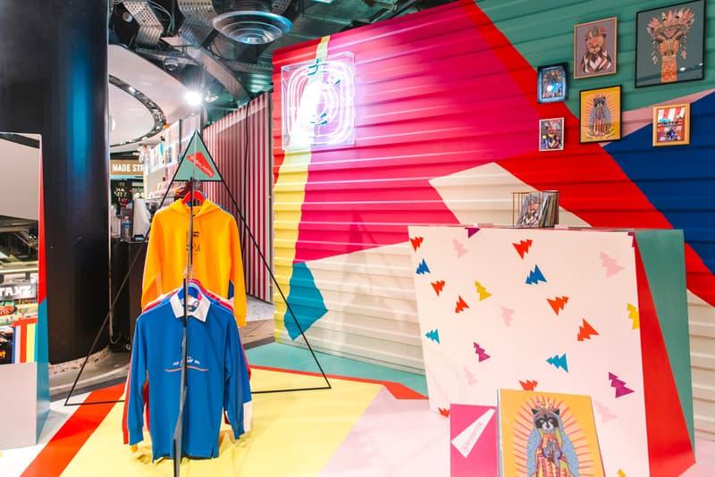 Instagram Pop Up Store Mode Fashion Streetwear Instapreneurs Entrepreneurs Paris Printemps Citadium Noël