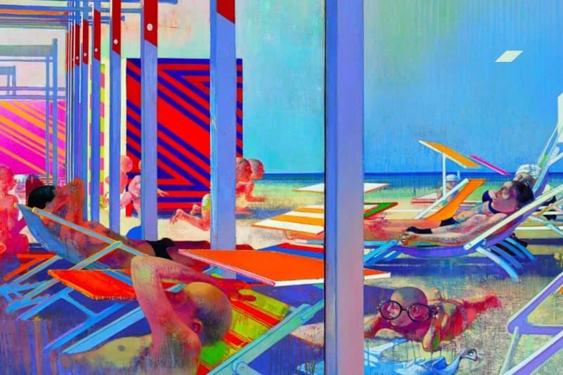 Leonardo Cremonini Couleur Galerie T&L Italie Peintre Artiste