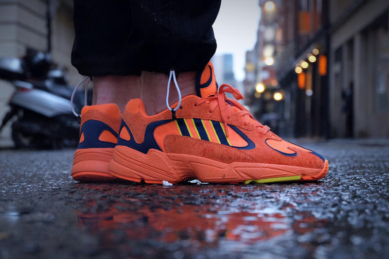 3b2aef75cb7920 adidas Yung-1 Sneakers Collection New Dragon Ball Z Yeezy Wave Runner