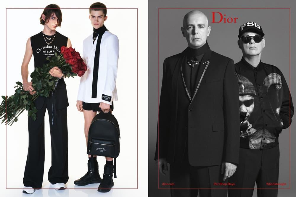 Campagne Dior Homme Été 2018