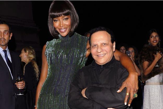 Azzedine Alaïa Couturier Créateur Mode Je Suis Couturier Grace Jones Naomi Campbell