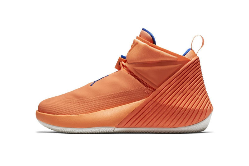 045e500a2b47 Jordan Brand Jordan Fly Next Creamsicle Russell Westbrook Orange Bleu Why  Not