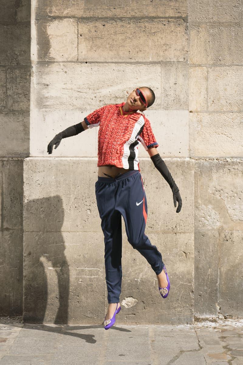 KOCHÉ Artbook Lookbook Collaboration Paris Saint-Germain Église Saint-Merry Parc des Princes