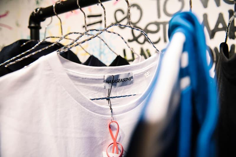 Images Du Pop-Up Store Streetwear De Merci