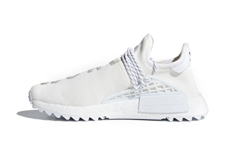 "Lookbook De La Pharrell x adidas Hu NMD ""Blank Canvas"""
