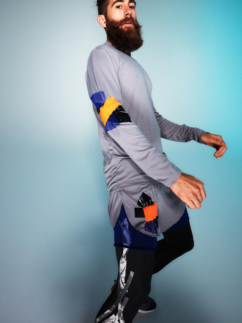 """adidas by kolor """"Creative Deconstruction"""" Collection Capsule Junichi Abe"""