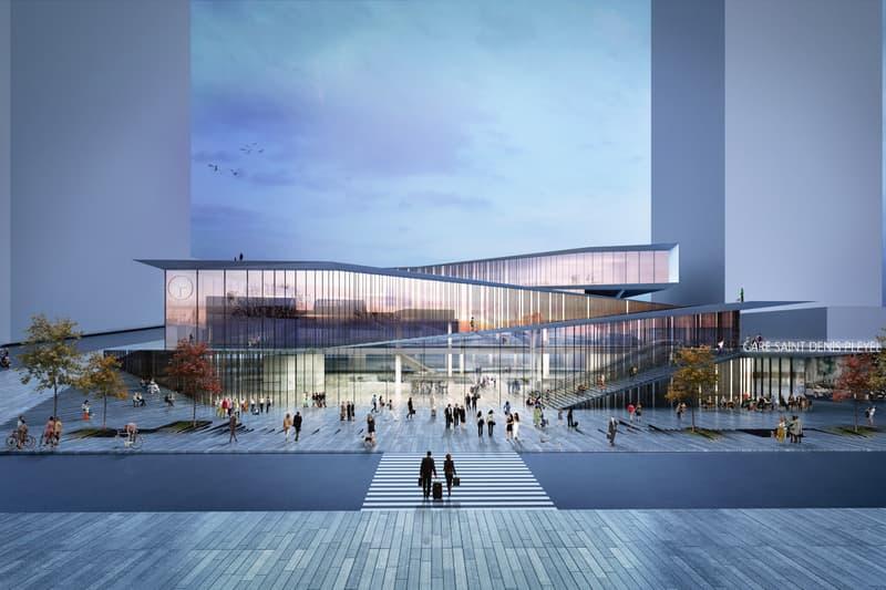 Future Gare Du Grand Paris