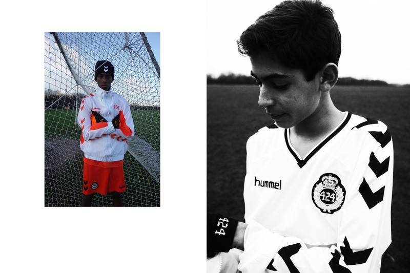 Hummel 424 Football Collection Capsule