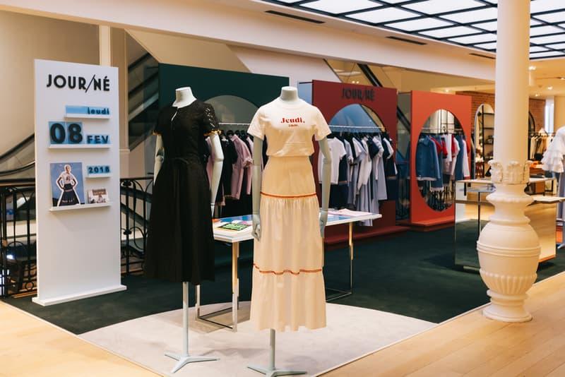Jour/Né Pop-Up Store Bon Marché