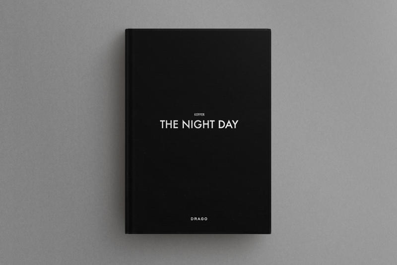 Keffer The Night Day Nuits Parisiennes 2008 2018 Photographies Noir Blanc