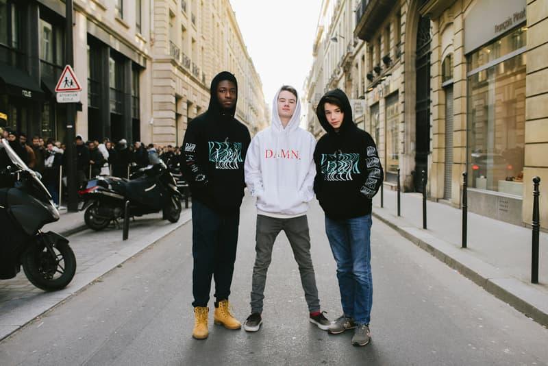 L'Artiste Kendrick Lamar à Paris