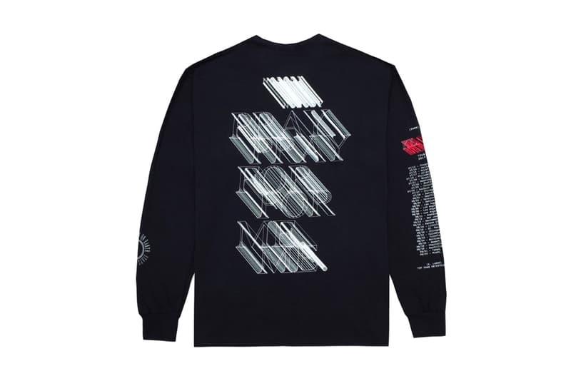 Kendrick Lamar DAMN Pop Up Store Paris France Top Dawg Entertainment Merchandising Merch Restock