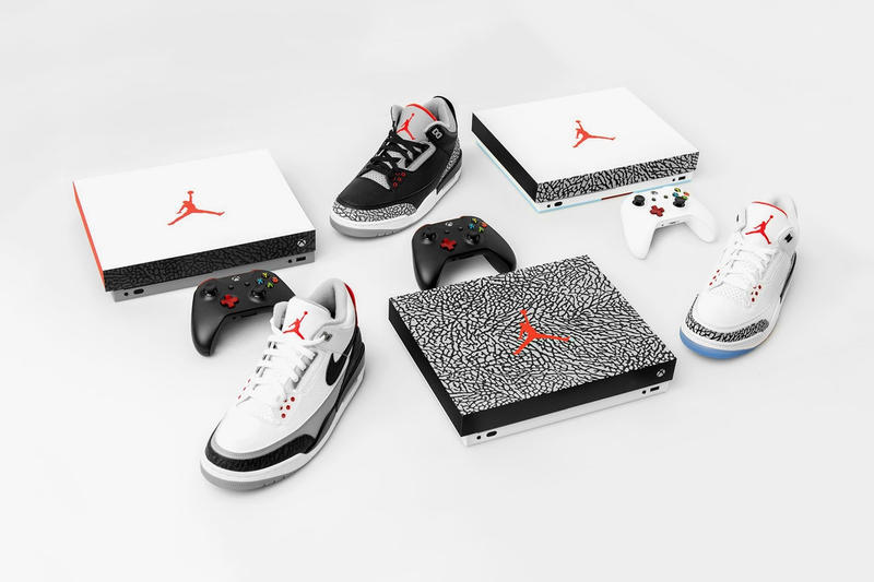 Xbox One Air Jordan 3