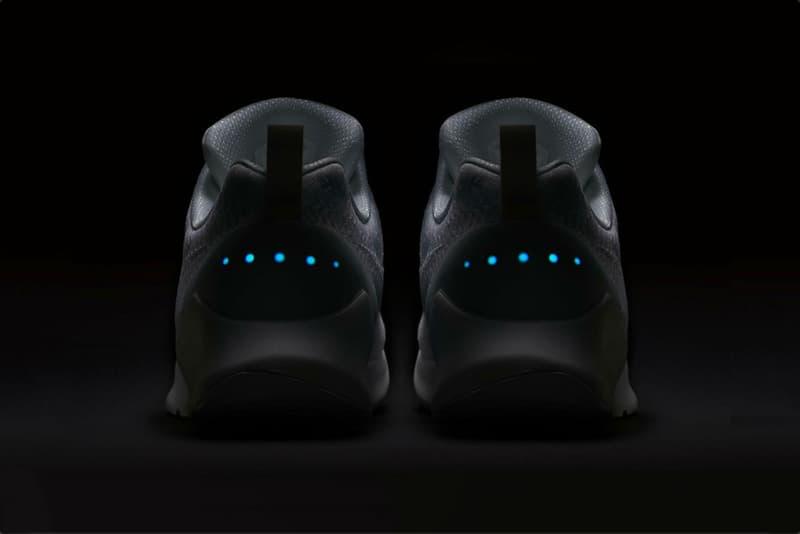 Nike Hyperadapt 1.0 Triple White Black White