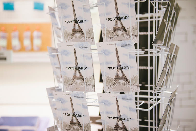 Photos Du Pop-Up Café Off-White™ Au Bon Marché