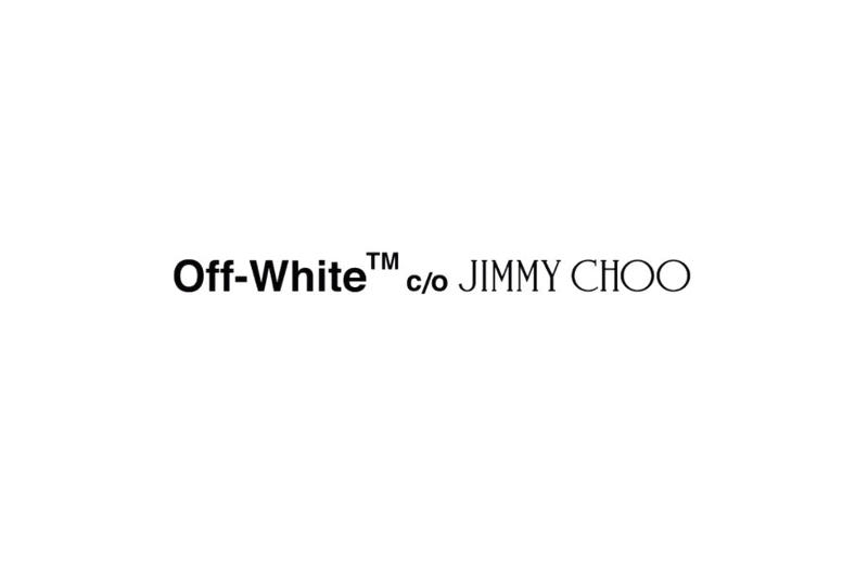 Logo Collaboration Off-White Jimmy Choo