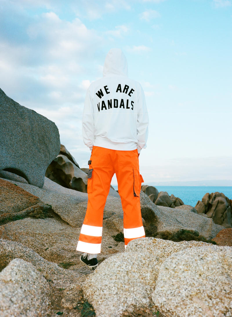 Pas de Mer Lookbook Spring Summer Printemps Eté 2018 Italian Label