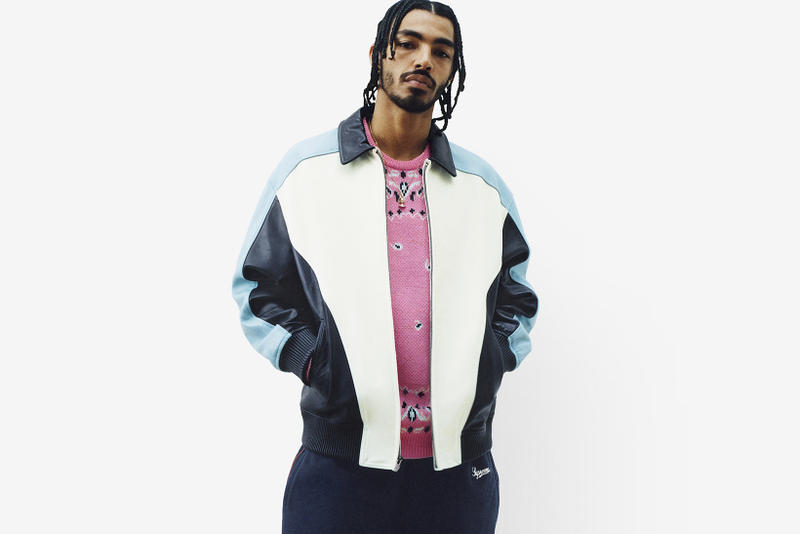 Lookbook Supreme Printemps/Été 2018