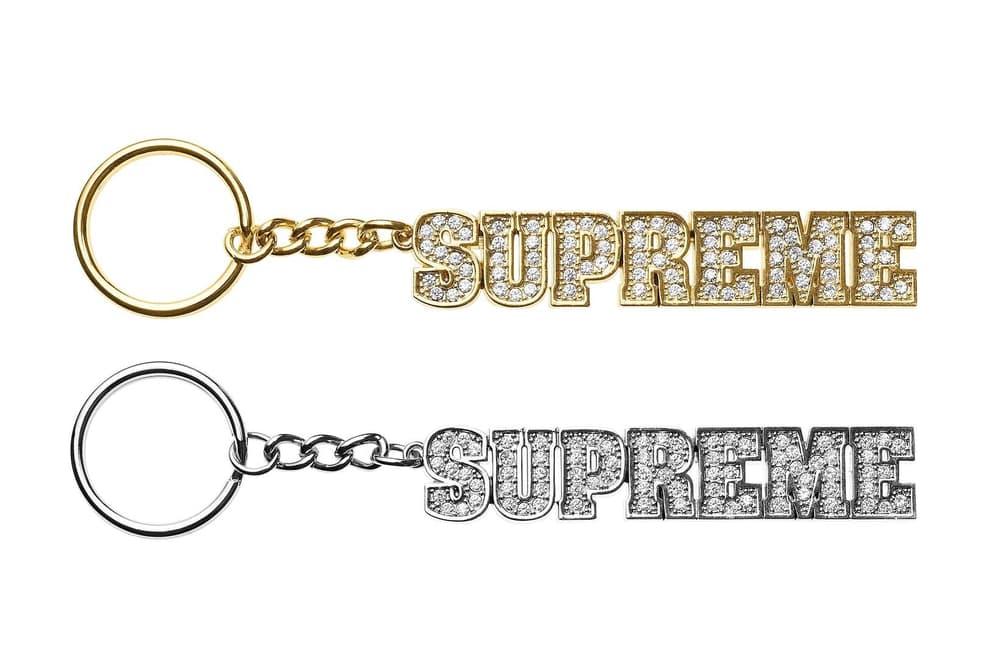 Supreme Accessoires Printemps Été 2018 Collection