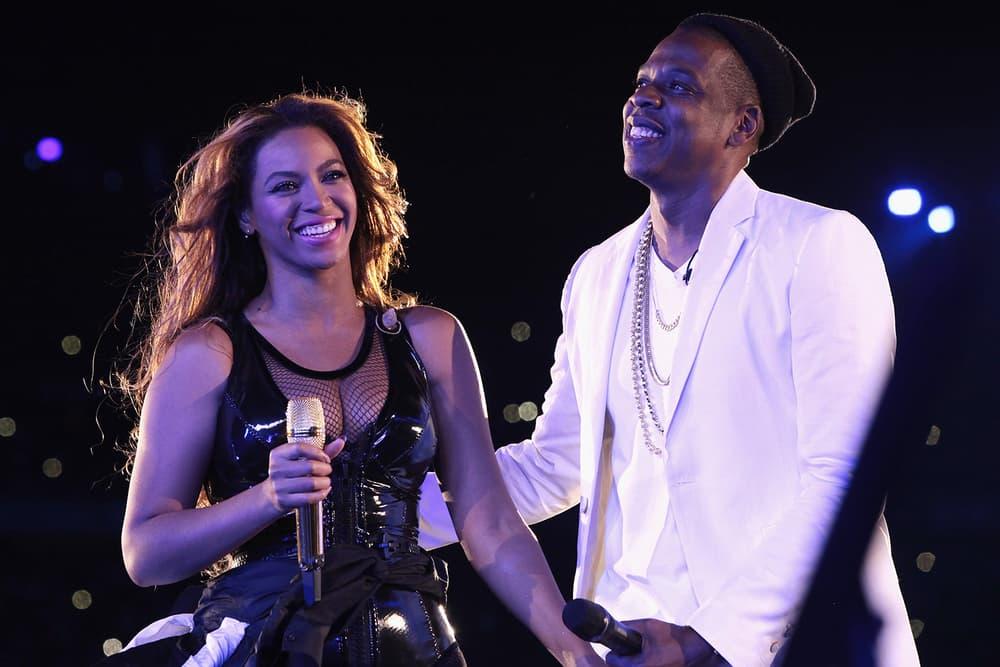 Jay Z Beyoncé Concert Stade De France On The Run Tour