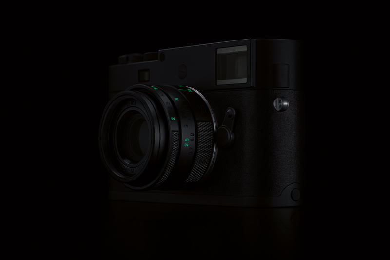 "Leica M Monochrome ""Stealth Edition"" Edition Limitée 125 Exemplaires 15 000€ Rag & Bone Marcus Wainwright"