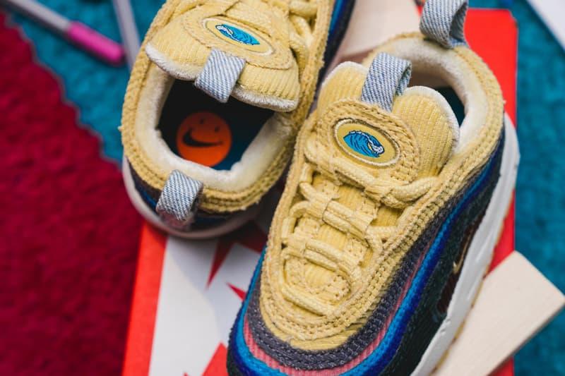 Baskets Enfant Nike Air Max 1/97 Sean Wotherspoon