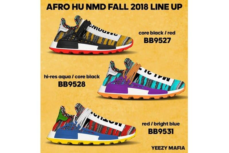 NMD Pharrell adidas originals