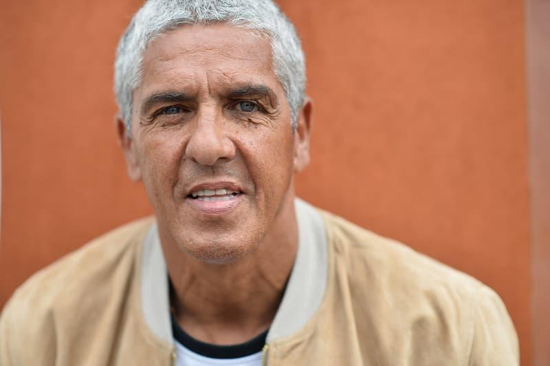 Samy Naceri Portrait Roland Garros 2016 Stephane Cardinale