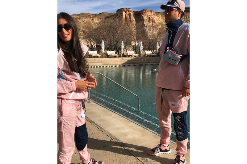 Ronnie Fieg Instagram KITH Columbia