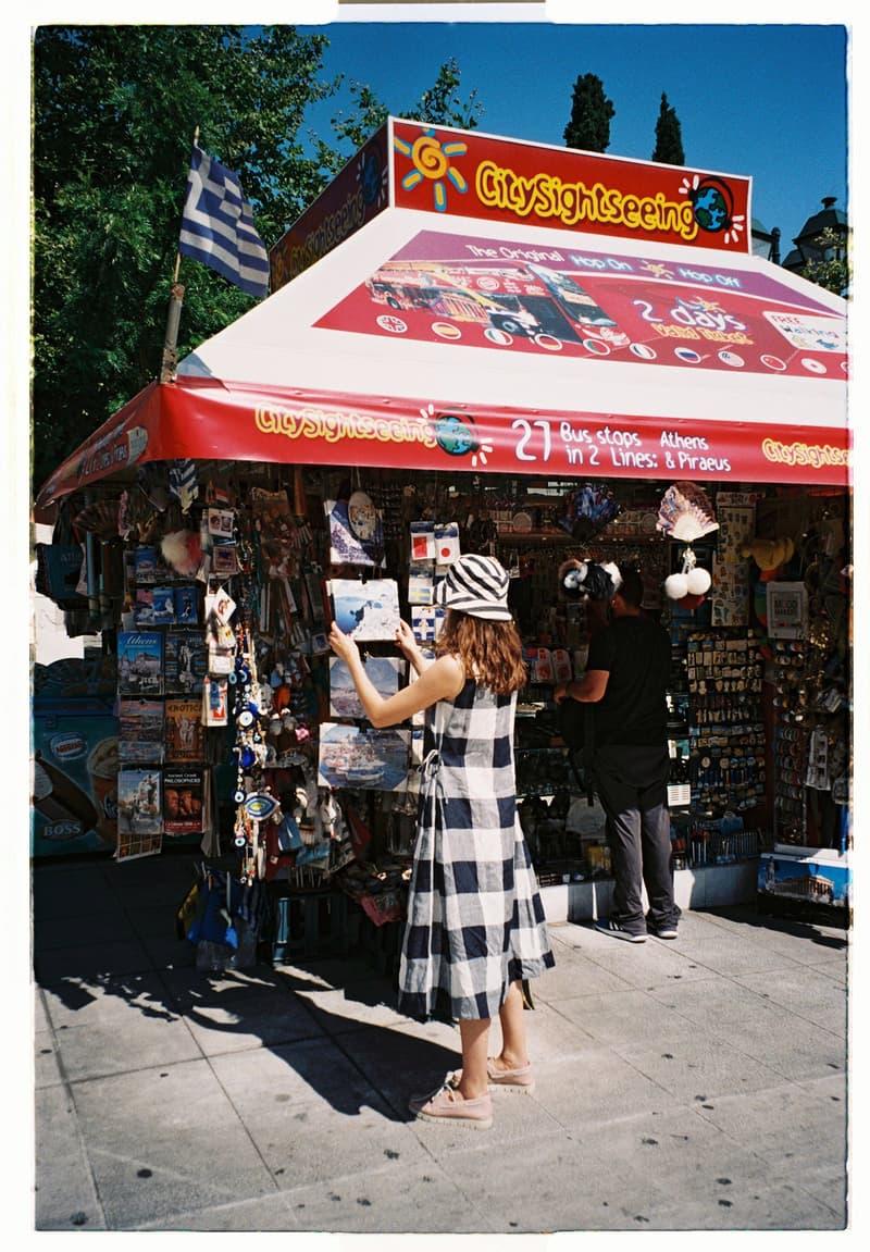 You Must Create Lookbooks Printemps Eté 2018 Athènes Grèce