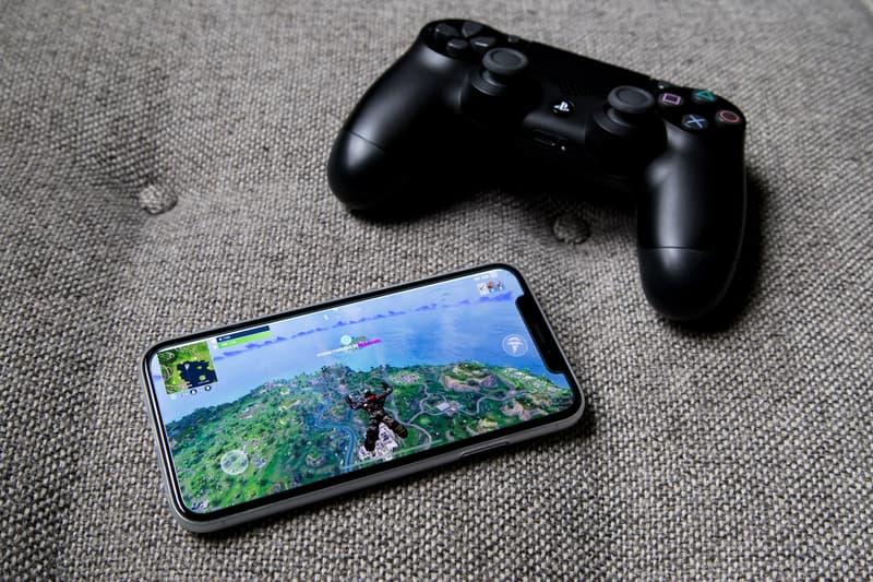 Fortnite Mobile Epic Games IOS