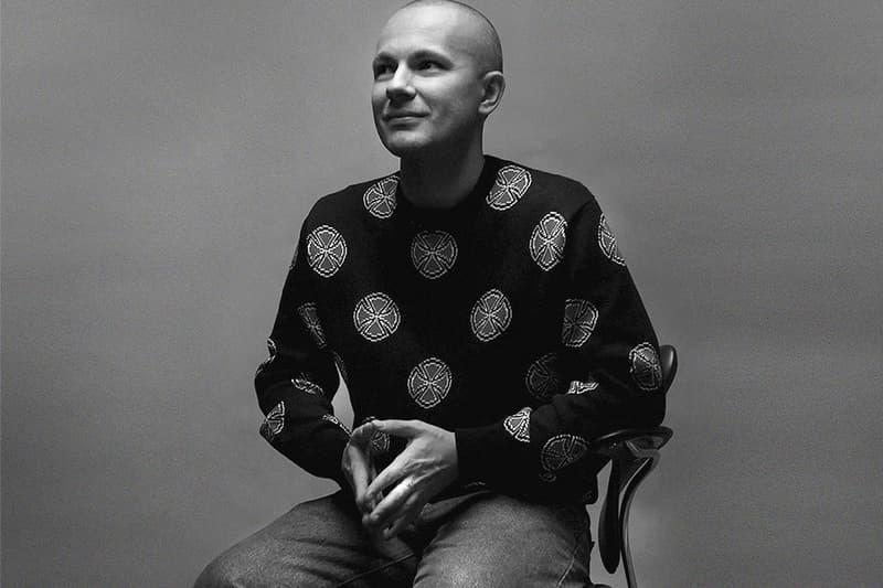 Gosha Rubchinskiy Paccbet Label Nouveauté Designer