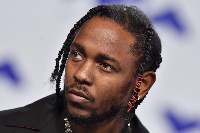 Kendrick Lamar DAMN. Ventes Pulitzer