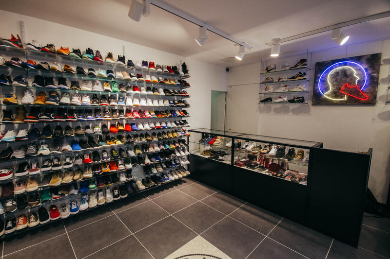 Photos De La Boutique De Larry Deadstock